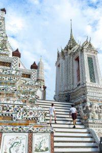 Wat Arun temple Bangkok