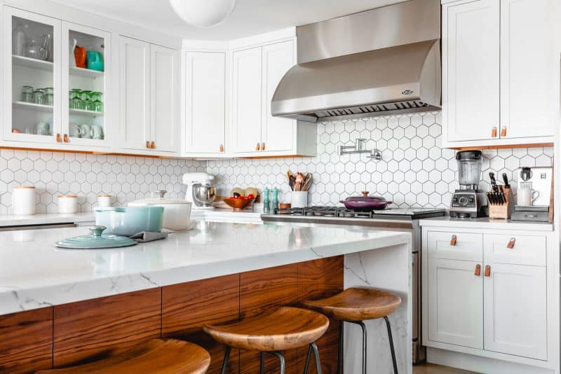 many Airbnb's have a kitchen