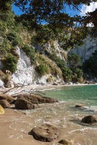 Sting Ray Cove at Cathedral Cove