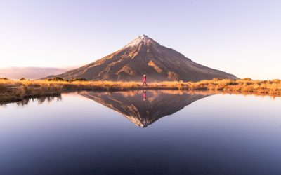 A Guide to The Pouakai Circuit & Hut at Mount Taranaki (New Zealand)