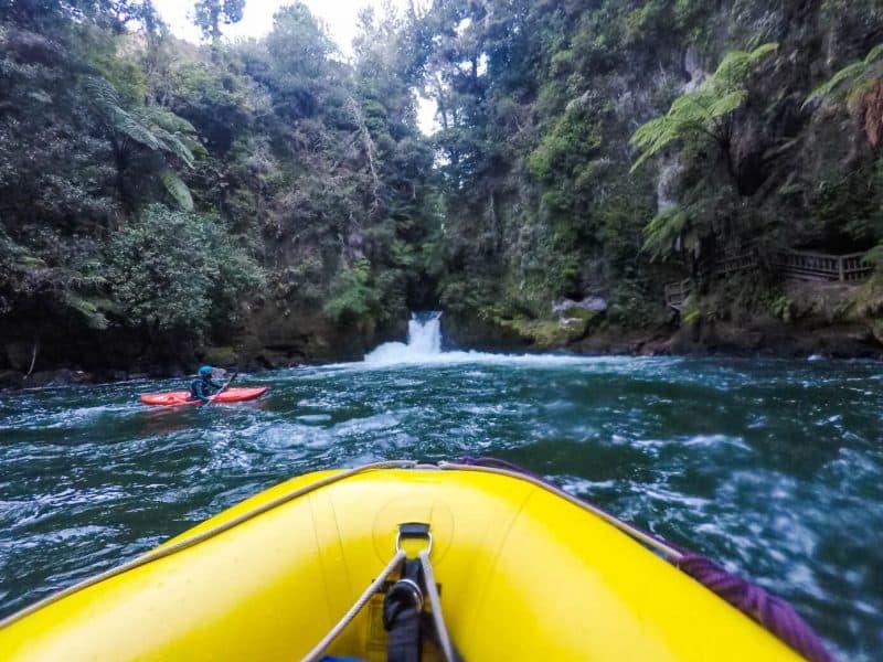 Rotorua Kaitiaki Rafting