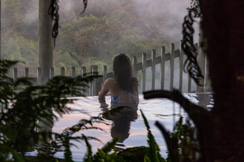 Rotorua Waikite Valley Hot Pools