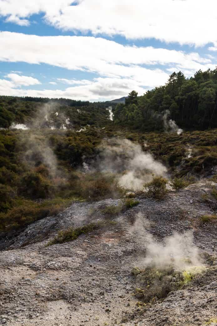 Rotorua Waiotapu