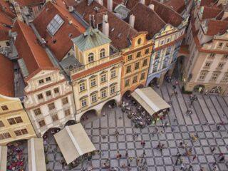 Teach English in Prague