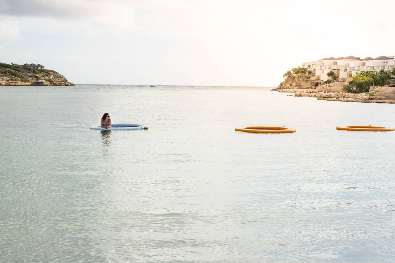 Verandah all-inclusive Antigua Swim