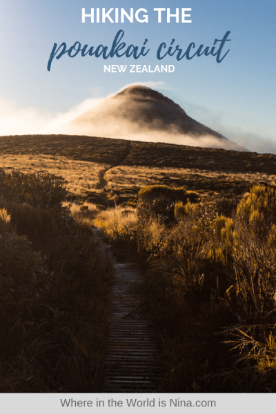 A Guide to The Pouakai Circuit & Hut at Mount Taranaki