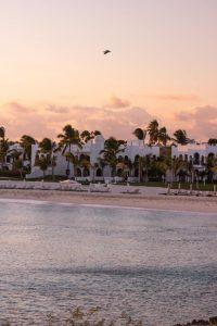 Belmond resort Anguilla sunset