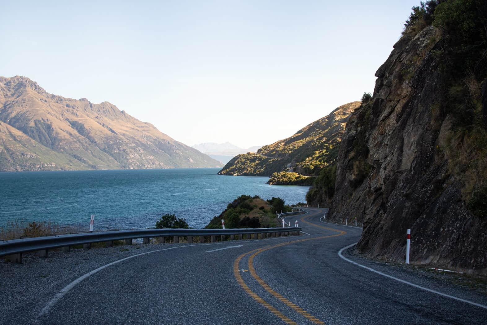 Campervanning New Zealand