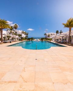 Cuisinart resort Anguilla pool