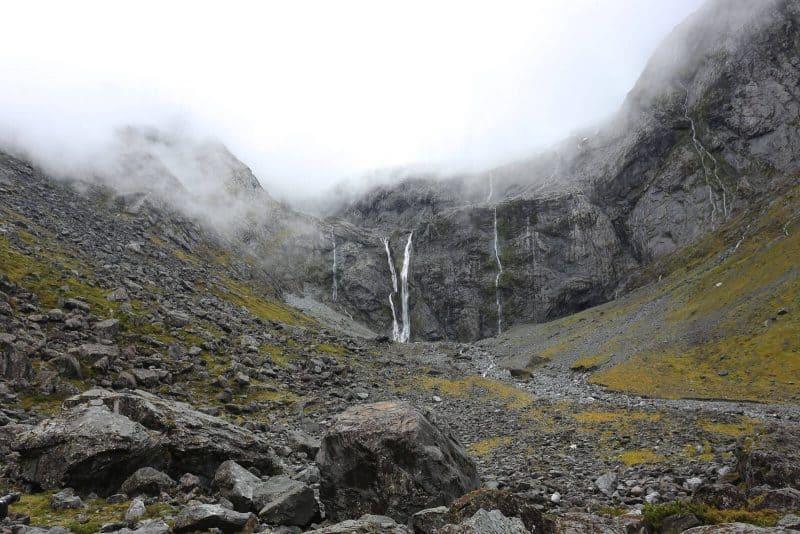 Fox glacier hike New Zealand
