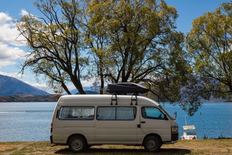 Glendhu Bay Campsite