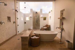 Longbay villas Anguilla bathroom