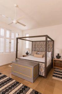 Longbay villas Anguilla bedroom
