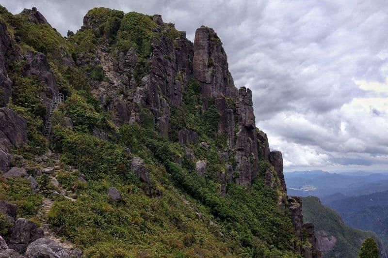 Pinnacles hike