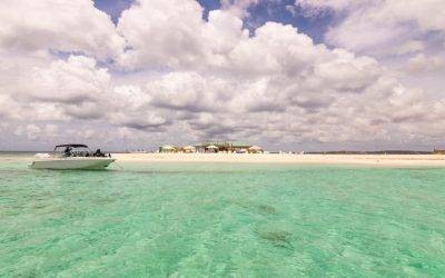 A Perfect Day Trip to Sandy Island & Prickly Pear in Anguilla