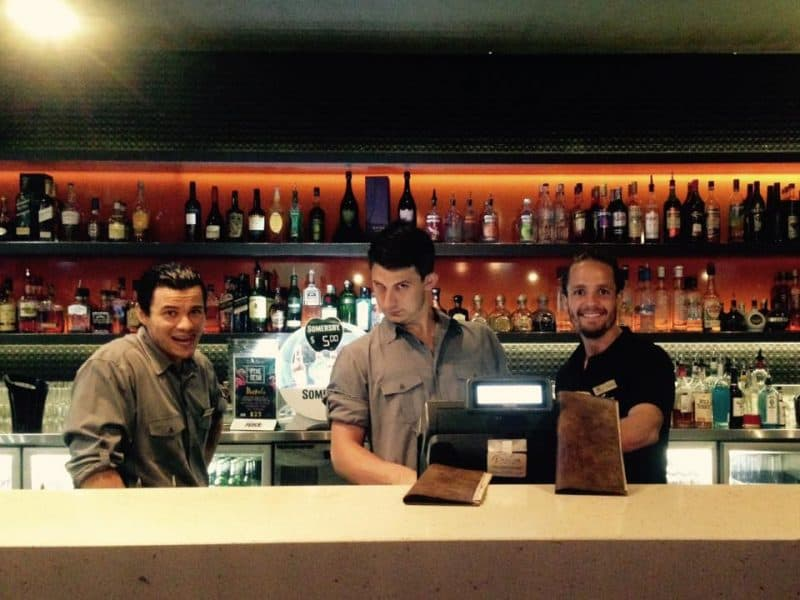 Bartending in New Zealand