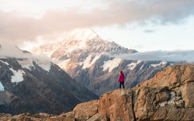 50+ of the Best Hikes in New Zealand & Hiking Tips