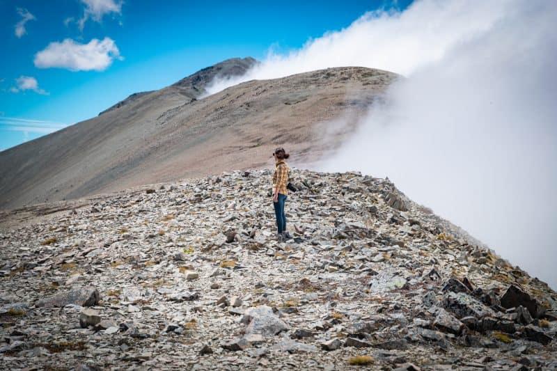Fogg Peak