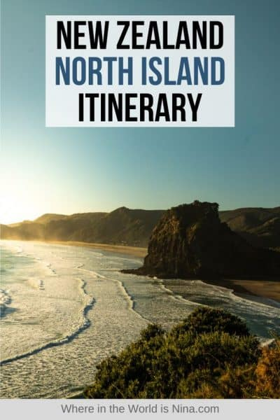2-Week North Island, New Zealand Road Trip Itinerary