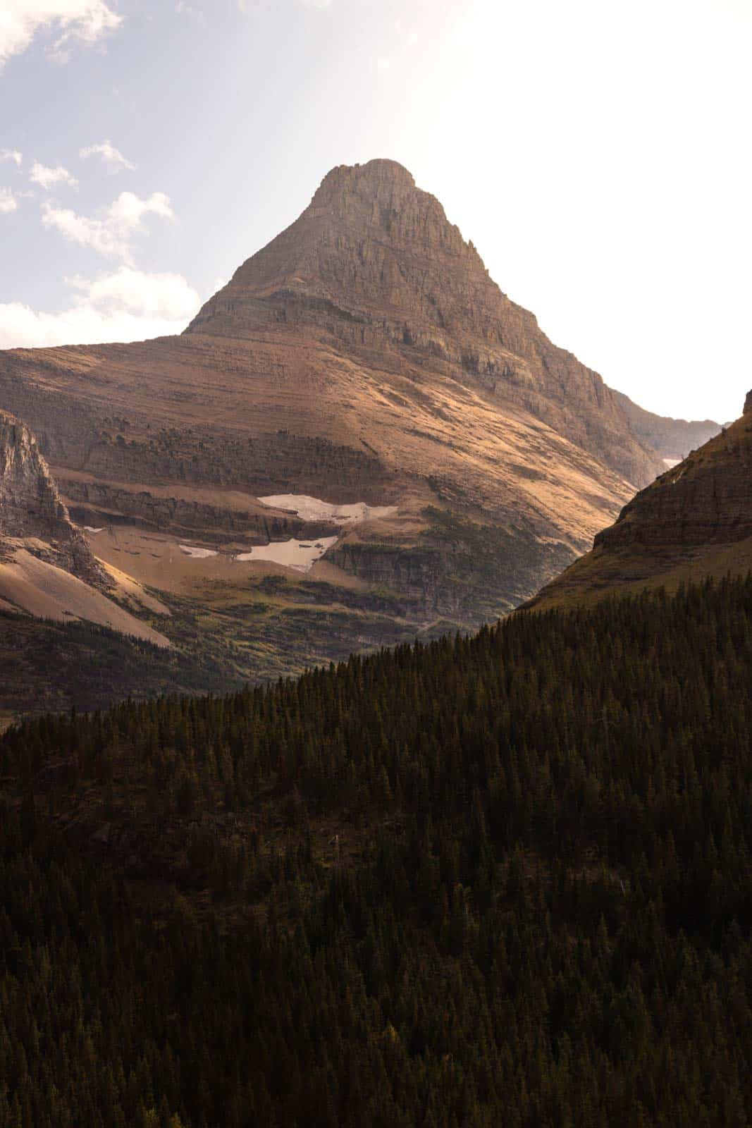 Cracker Lake Hike is an awesome hike in Glacier National Park