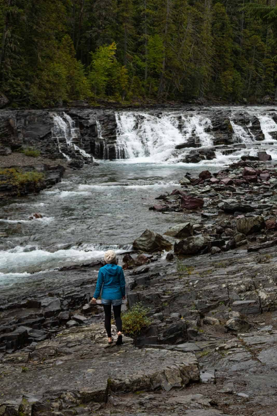 McDonald Creek is one of the best hikes in Glacier National ParkMcDonald Creek is one of the best hikes in Glacier National Park