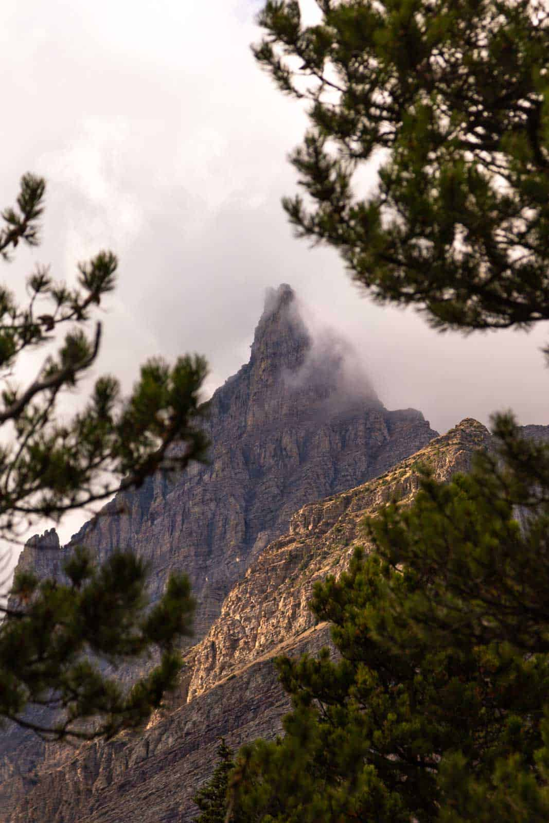 Sun Point Nature Trail is one of the best hikes in Glacier National Park