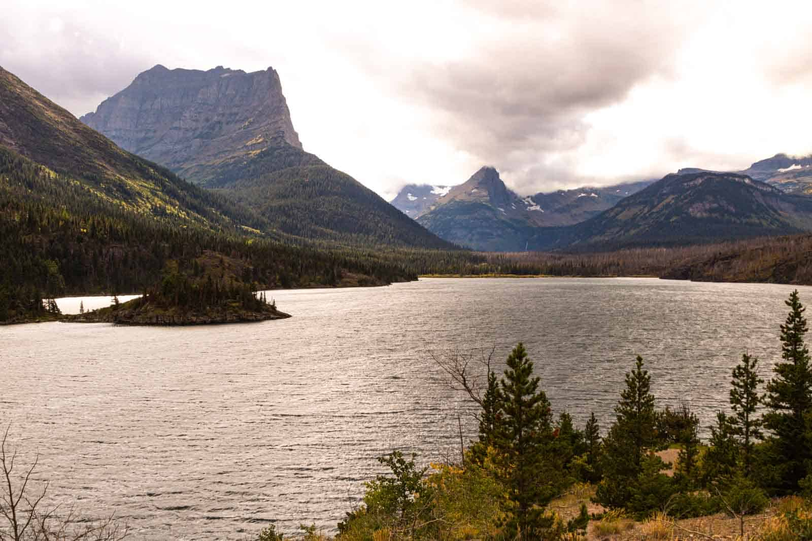 Visiting Sun Point is a great thing to do in Glacier National Park