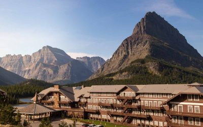 Where to Stay in Glacier National Park—Camping and Lodges (Montana)