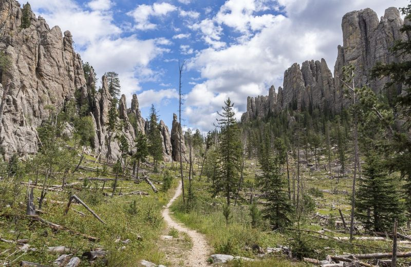 Cathedral Spires Hike is a fun thing to do near Rapid City