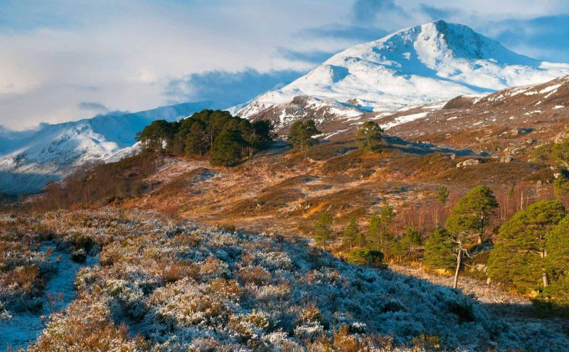 Glen Affric, Scotland road trip