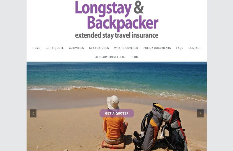 Longstay & Backpacker offers many benefits for long trip travel insurance
