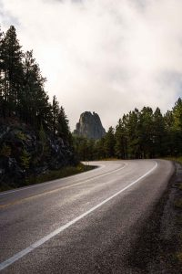 A view of Needles Highway — just one of many spectacular things to do around Rapid City