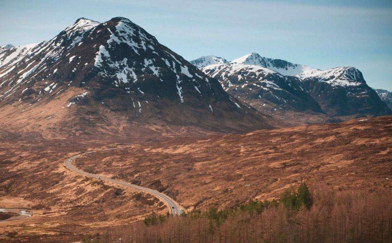 f Glencoe, Scotland itinerary