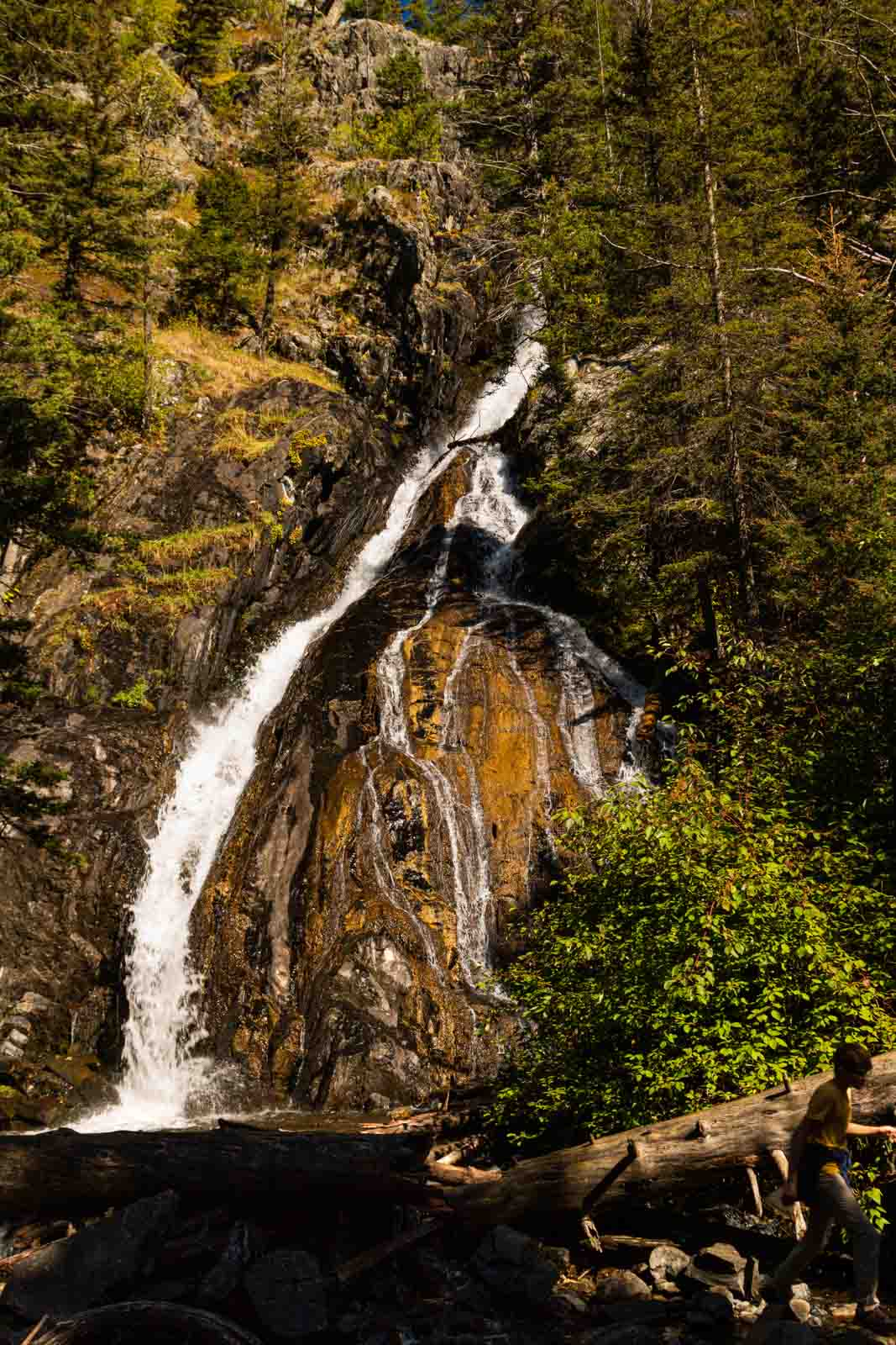 Don't forget Pine Creek Falls on your Montana road trip!