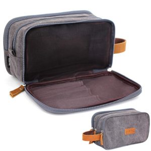 toiletry bag for men - travel accessory