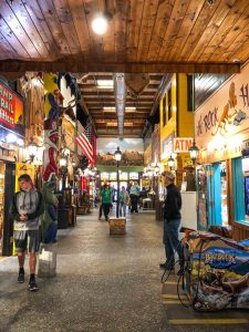 A photo of Wall Drug Store — a pretty thing to do around Rapid City