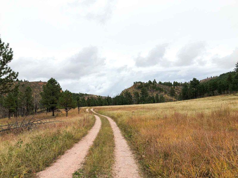 A photo of Wind Cave National Park - another park that should be added to your list of things to do in Rapid City