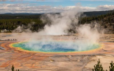 Yellowstone National Park Itinerary + Yellowstone Country & Grand Tetons