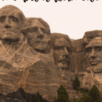 What to do around Mount Rushmore