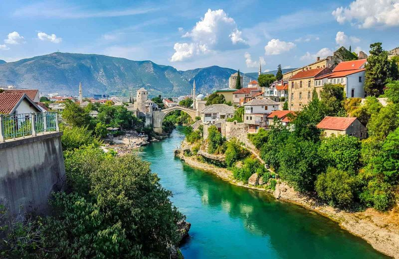 Bosnia is one of the cheapest countries in the world.