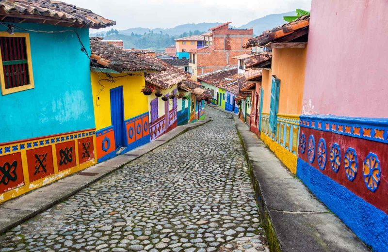 Colombia is one of the cheapest countries to visit in South America.