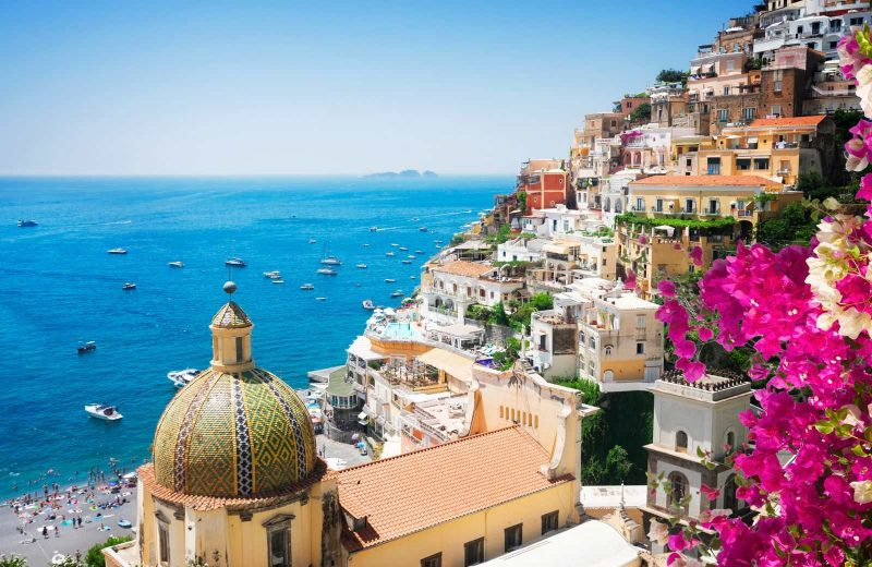 Italy is another great place to get a working holiday visa for Canadians.