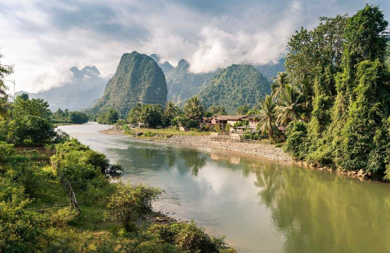 Laos is one of the most cheapest countries in the world and has so much to offer.