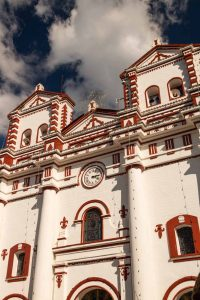 Guatape Church is a must on your Medellin tour.