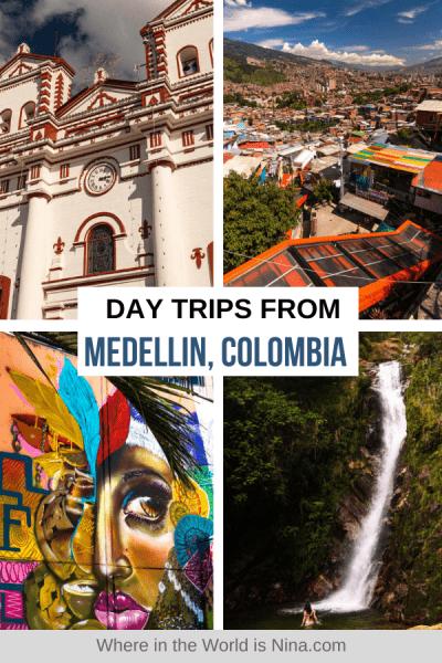 Best Medellin Day Trips