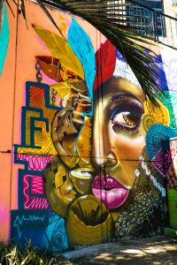You have to stop by and see the graffiti in Comuna on your Medellin tour.