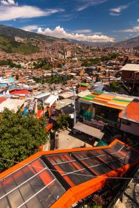 Medellin is a must on your Colombia itinerary.