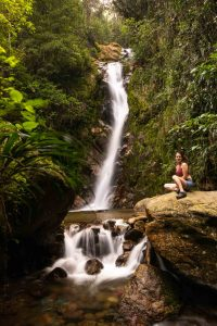 You'll love hiking to the many waterfalls on your day trip from Medellin.