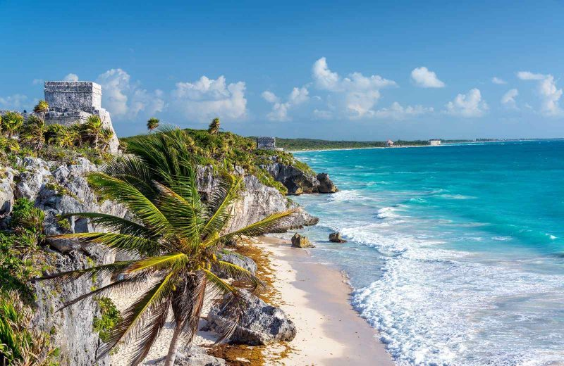 Mexico is a beautiful place to get a working holiday visa for Canadians.