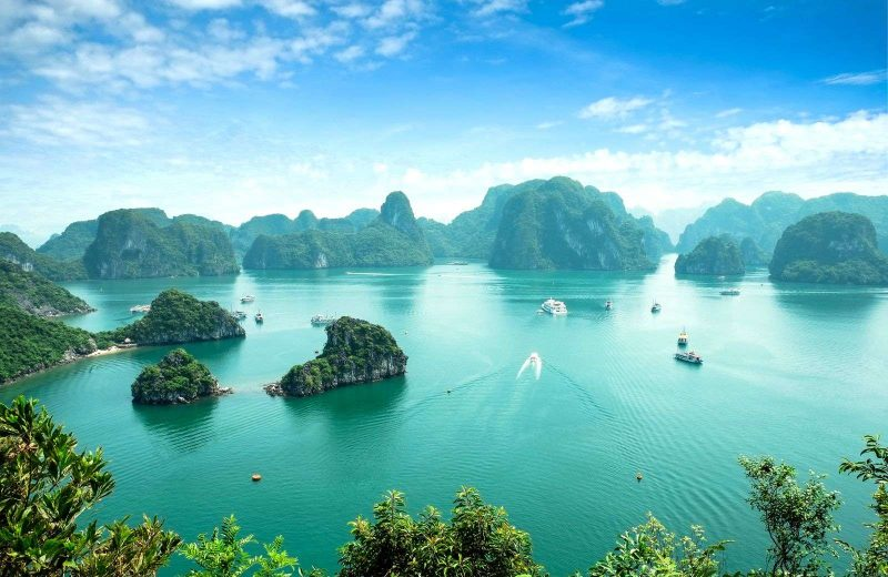 Vietnam is one of the cheapest countries to visit in Asia.